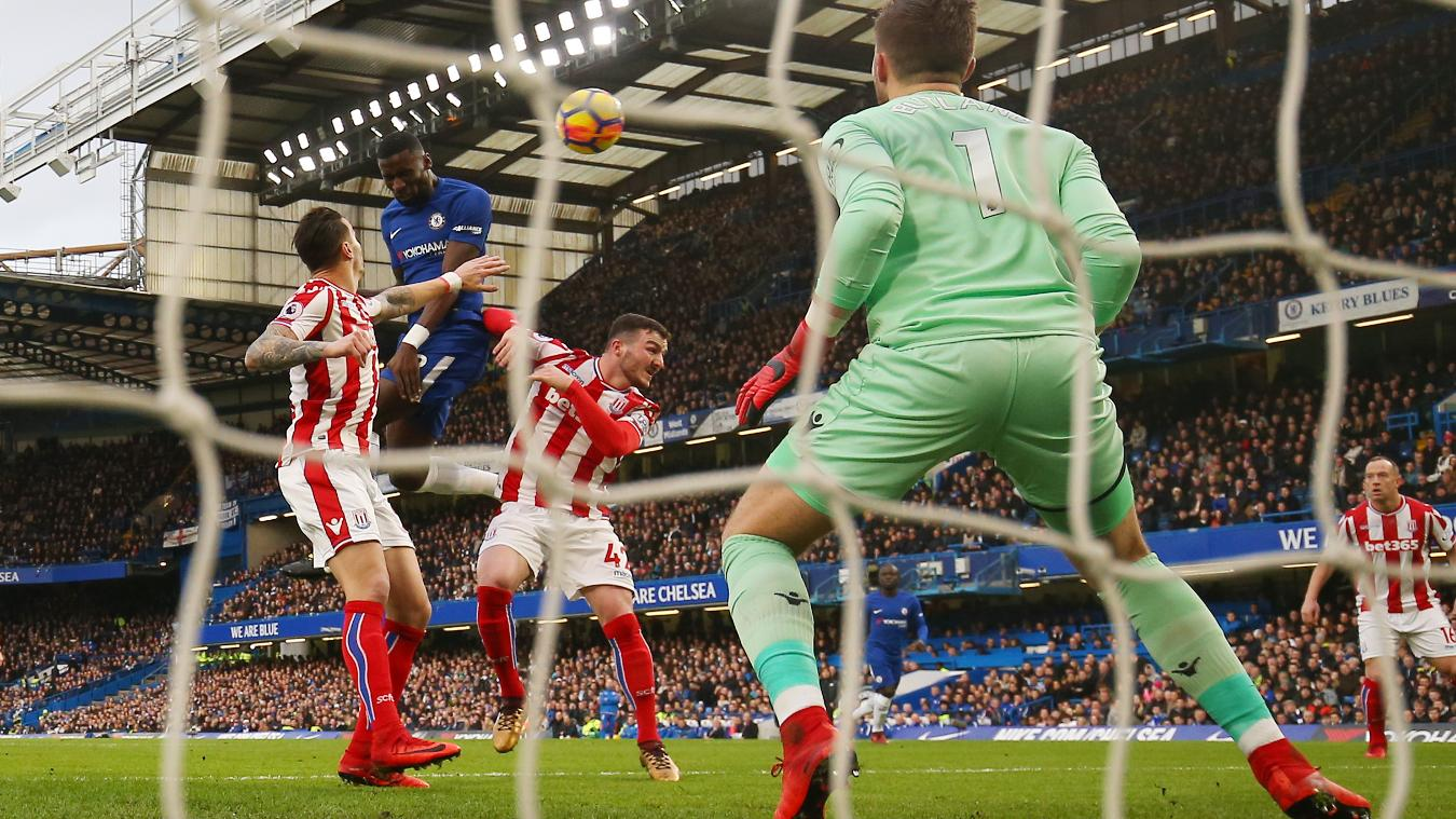 Chelsea 5-0 Stoke City