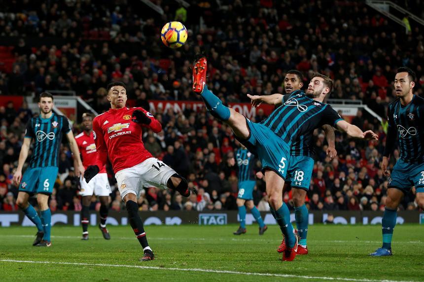 Manchester United 0-0 Southampton
