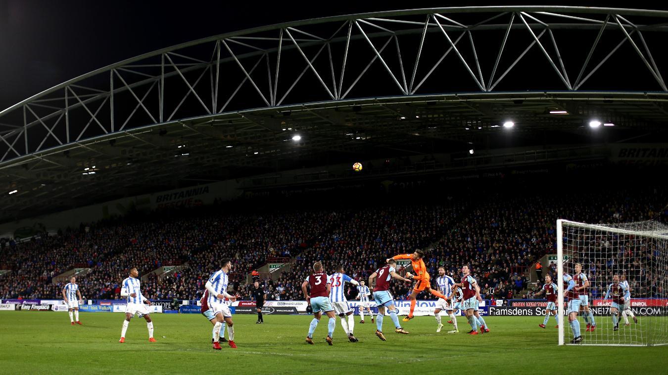 Huddersfield Town 0-0 Burnley