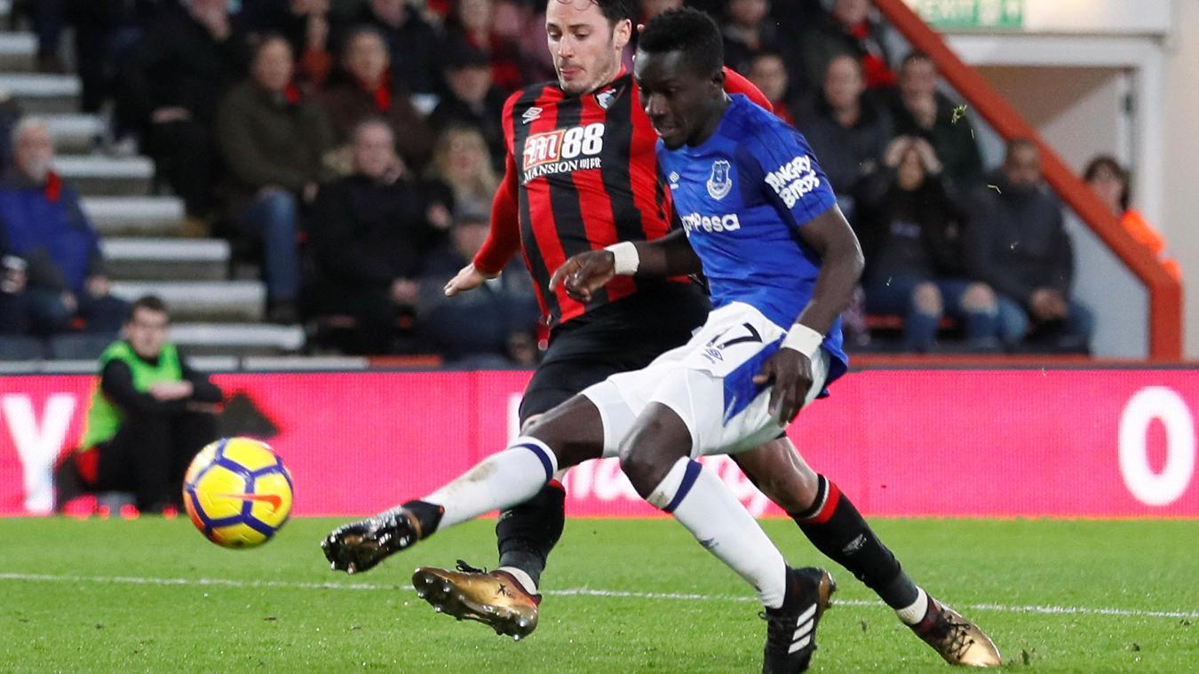 AFC Bournemouth 2-1 Everton