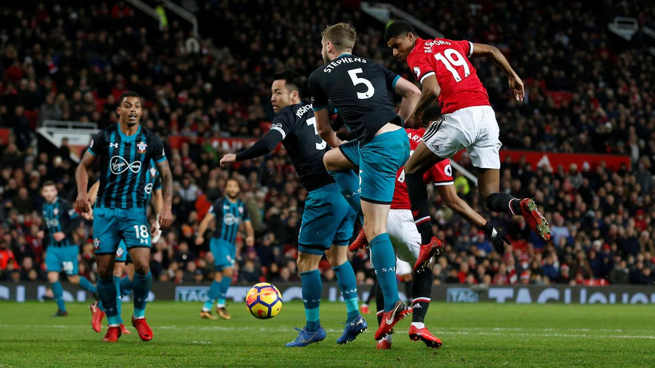 Manchester United 0-0 Southampton