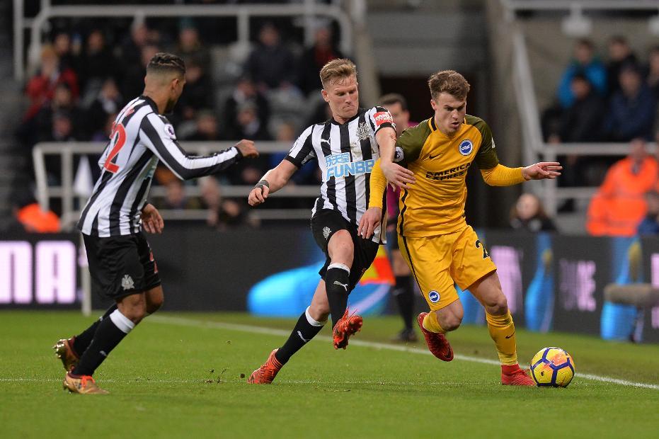 Newcastle United v Brighton & Hove Albion