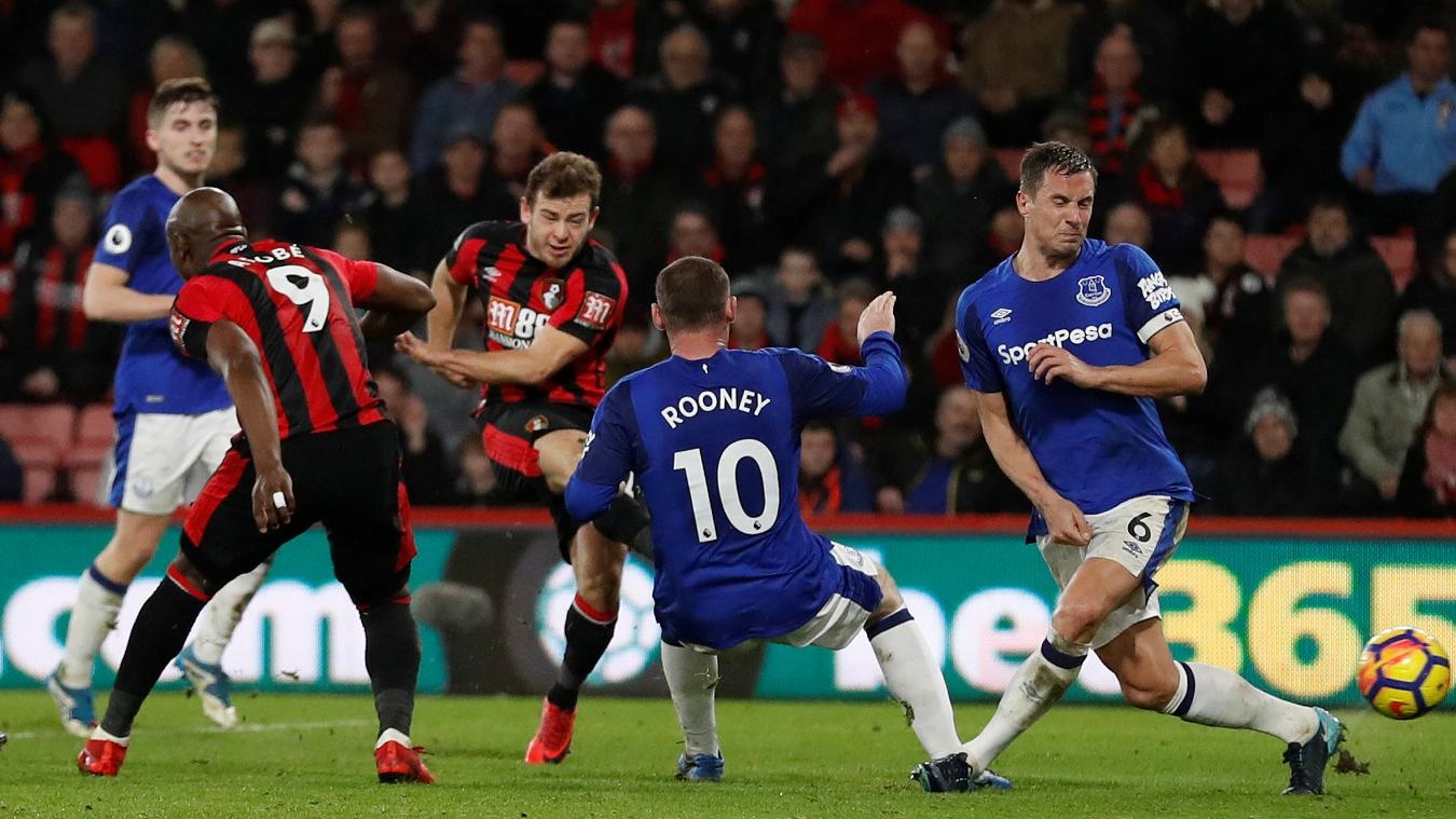 Bournemouth 2-1 Everton Highlights