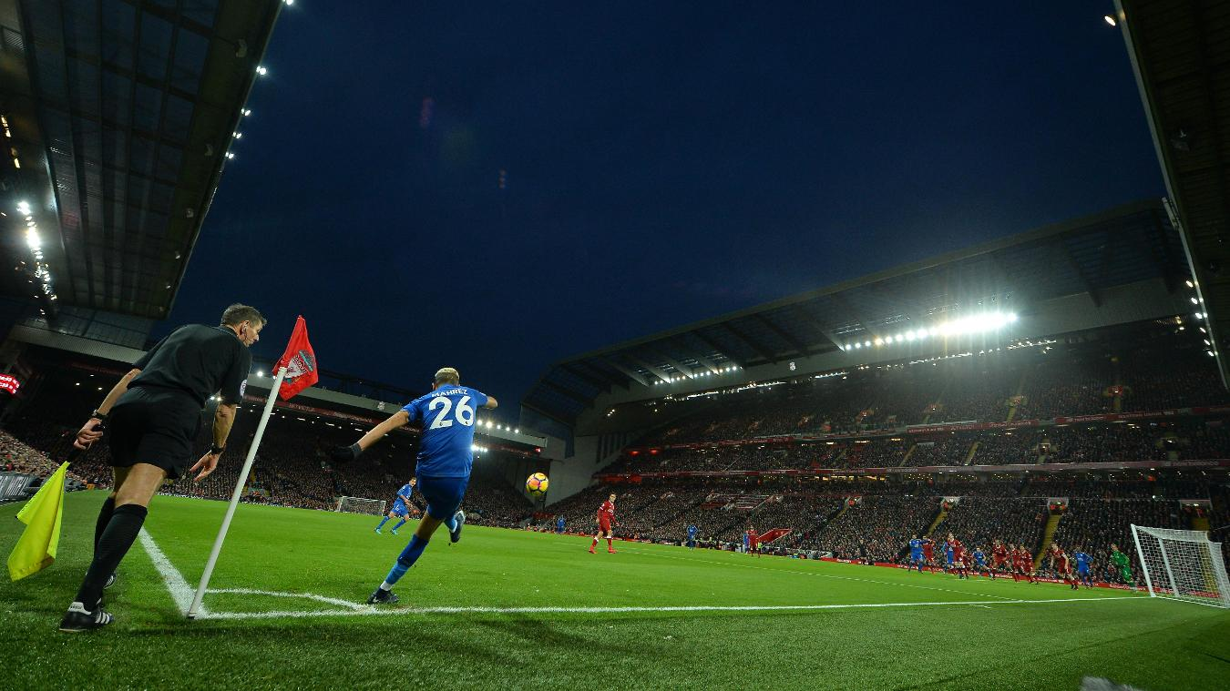 Liverpool 2-1 Leicester City