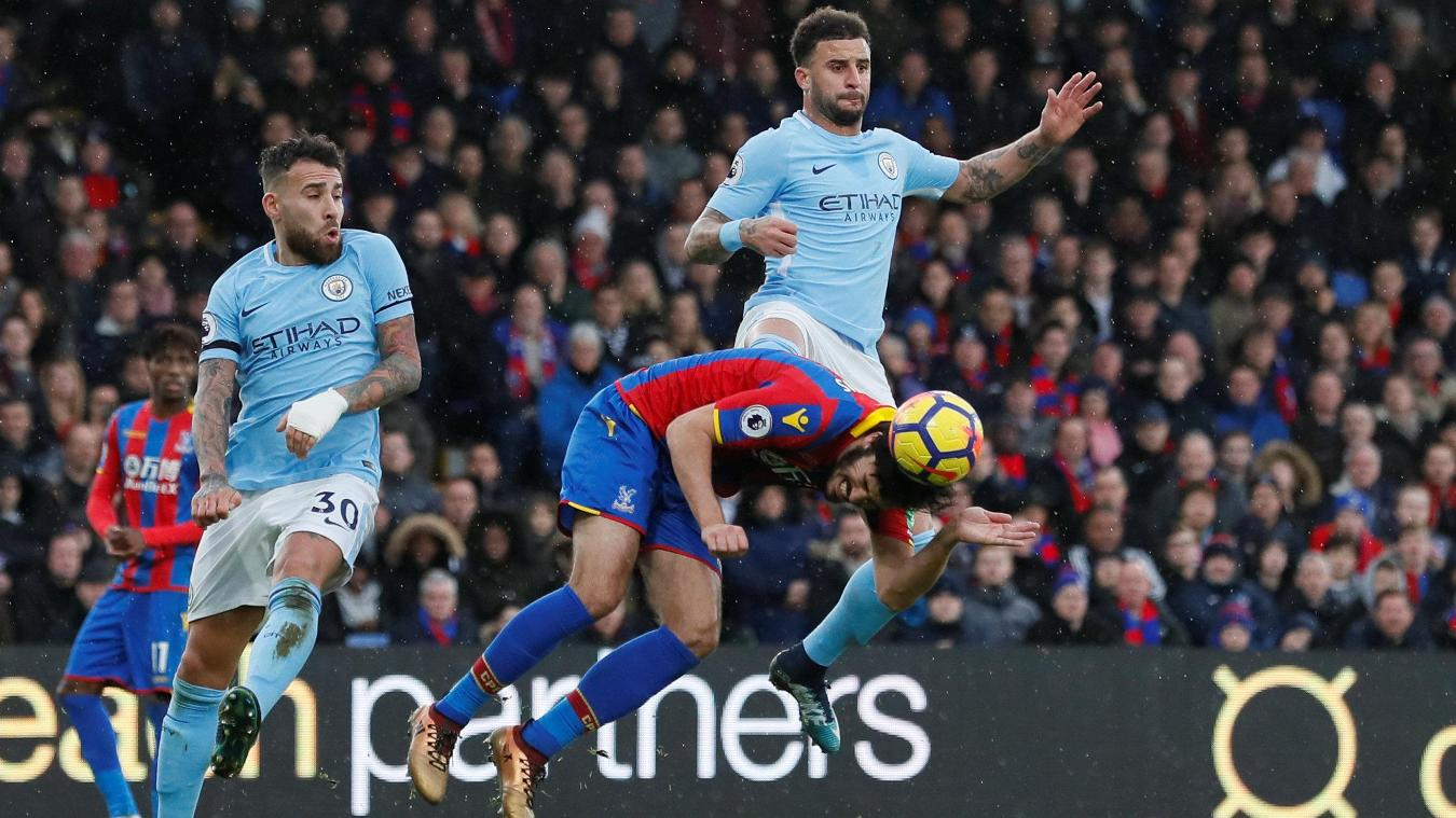 Crystal Palace 0-0 Manchester City