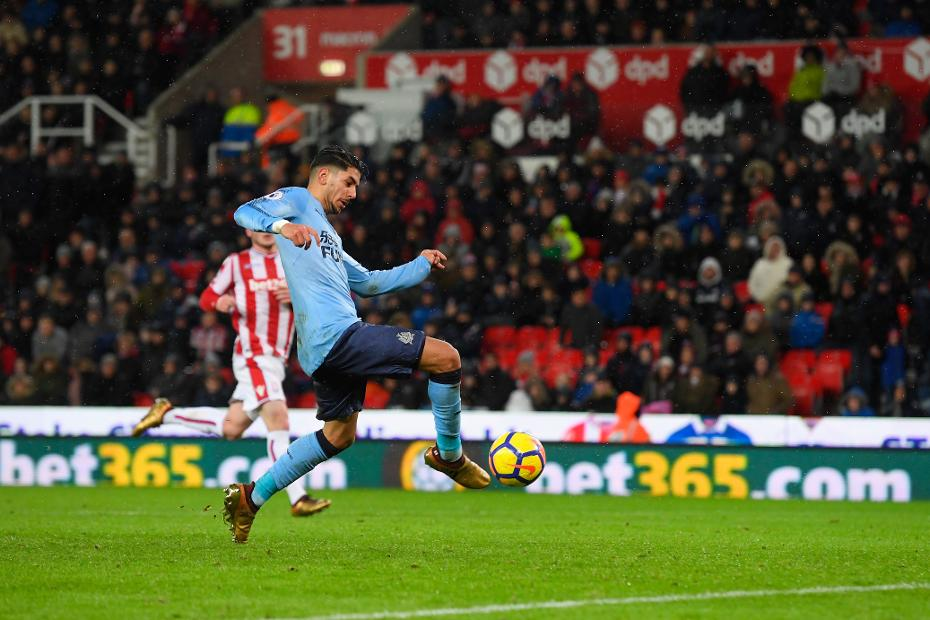 Stoke City v Newcastle United