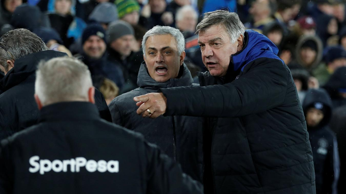 Everton 0-2 Manchester United