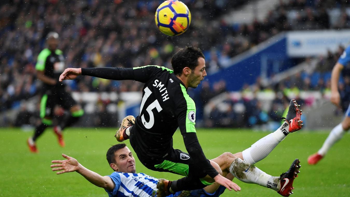Brighton & Hove Albion 2-2 AFC Bournemouth