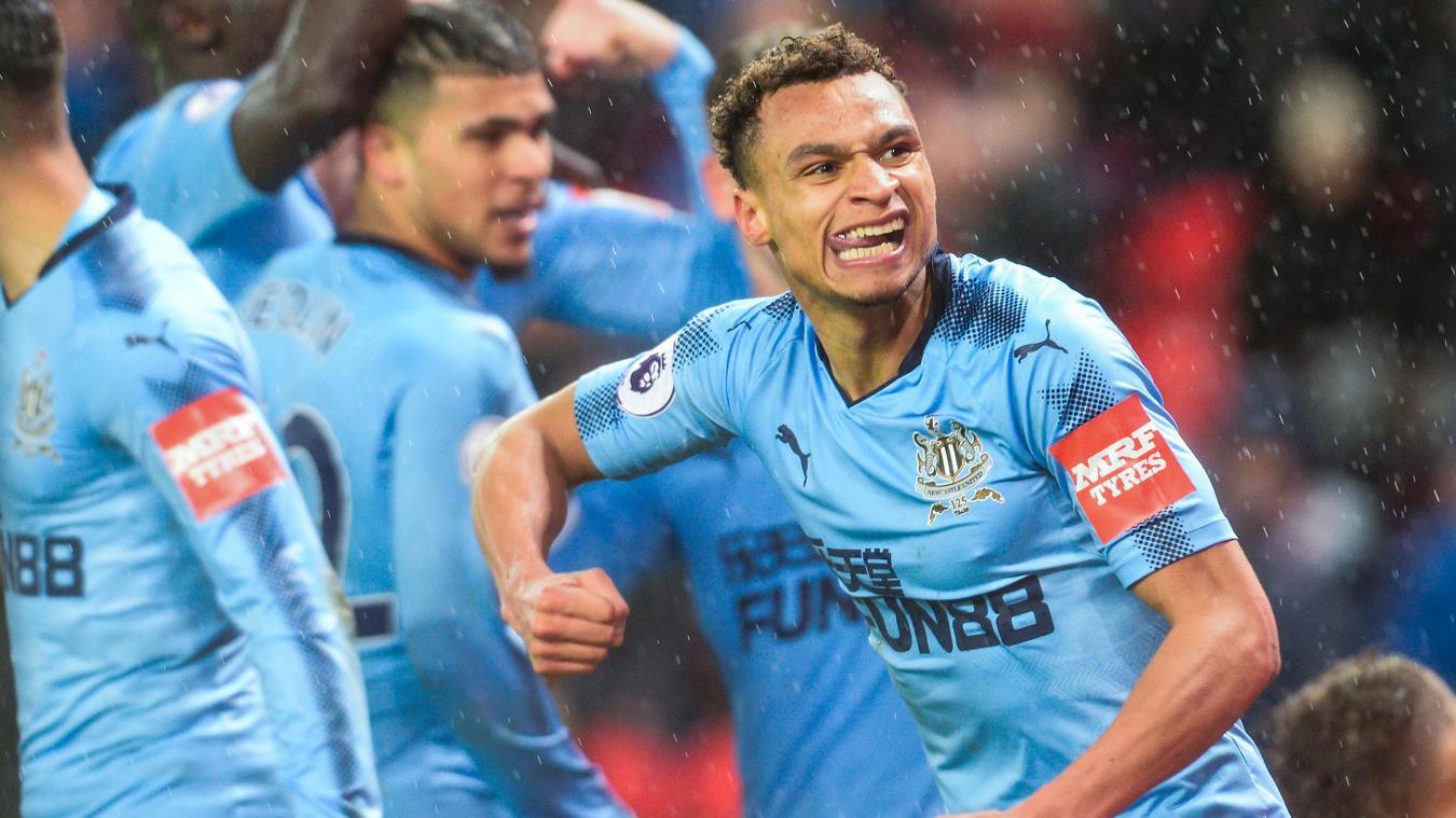Stoke City 0-1 Newcastle United