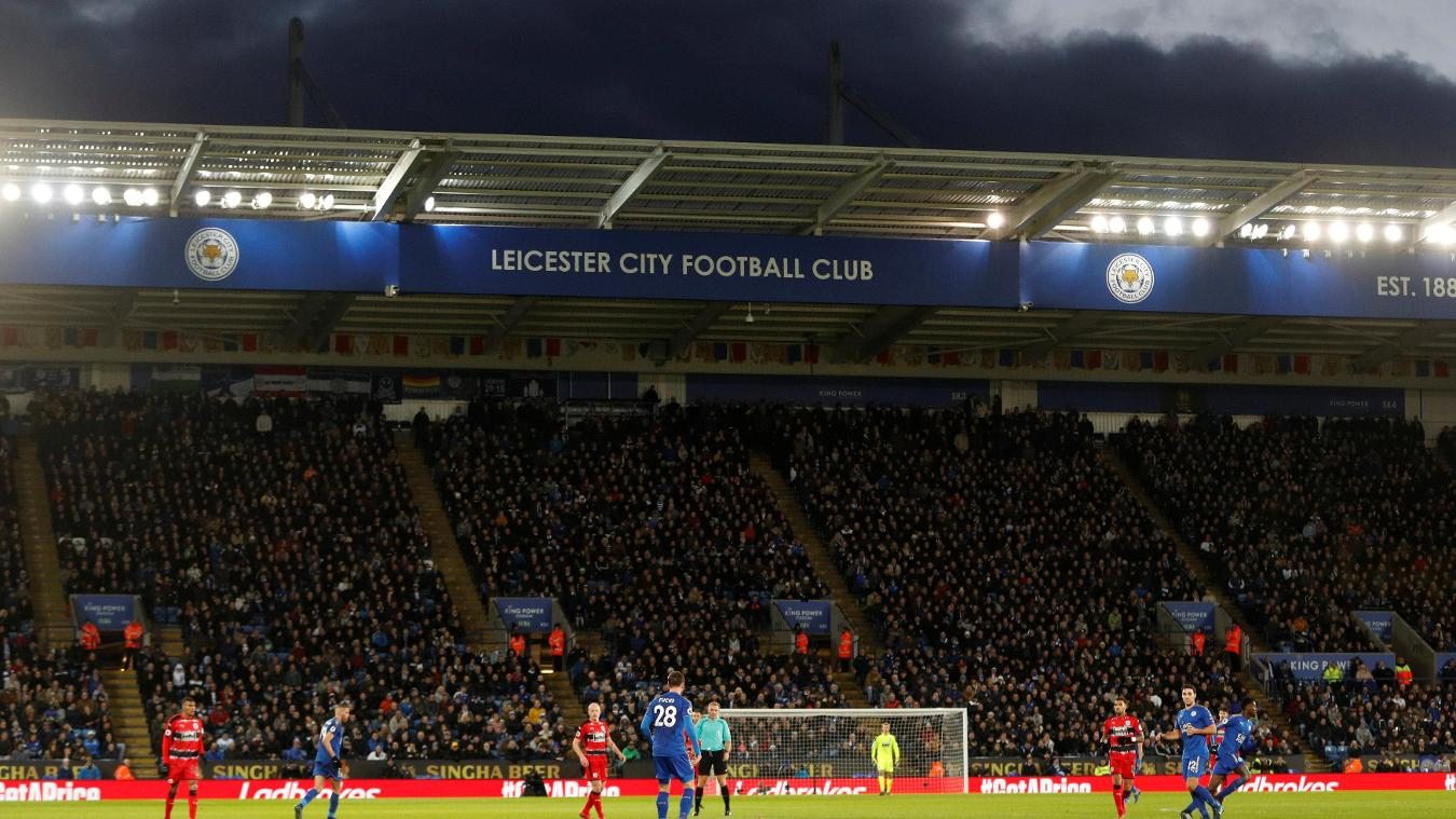 Leicester City 3-0 Huddersfield Town