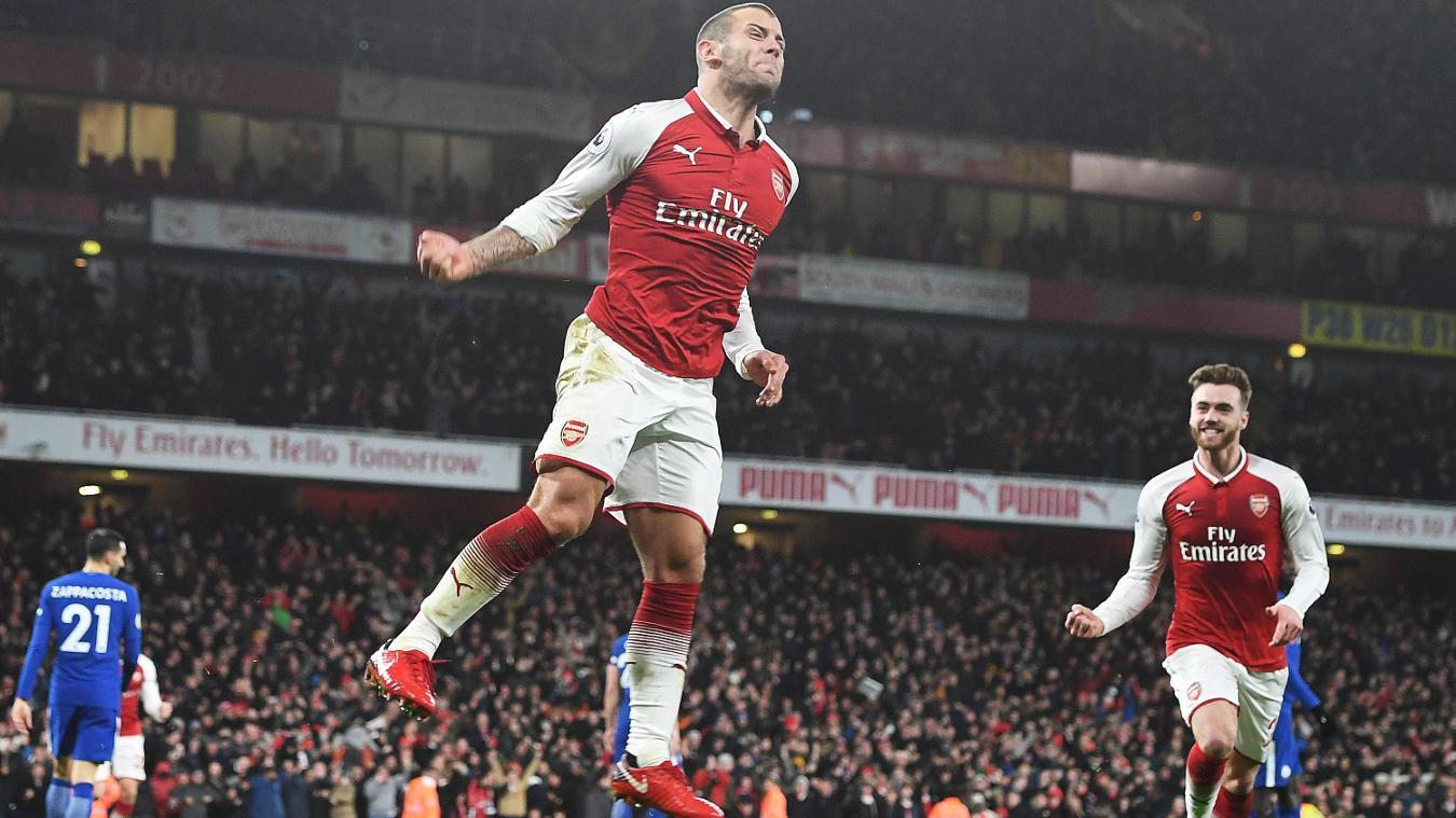 Arsenal 2-2 Chelsea