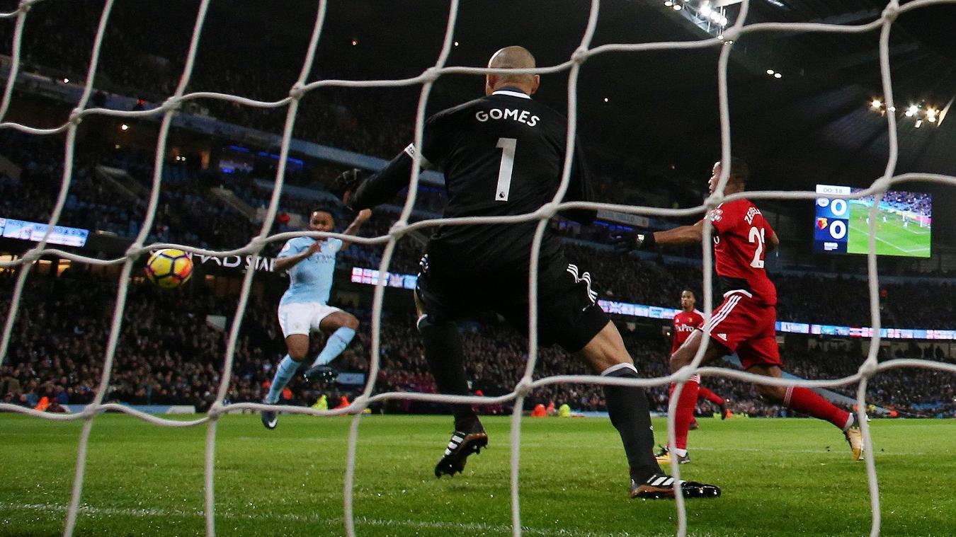 Manchester City 3-1 Watford