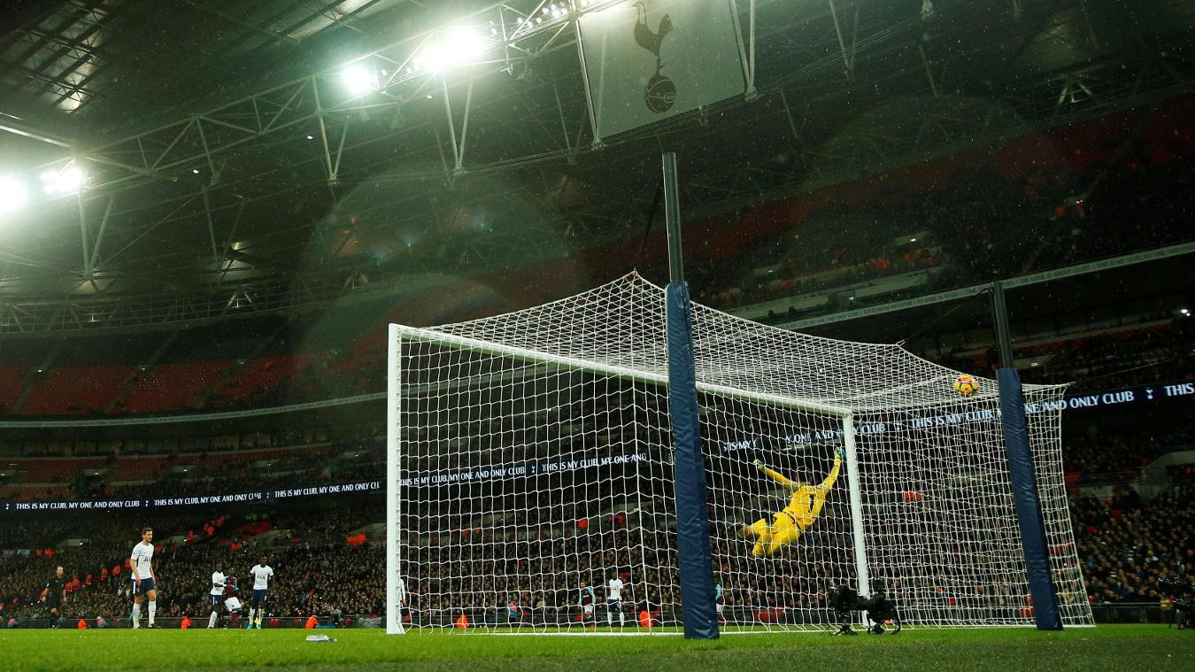 Spurs 1-1 West Ham