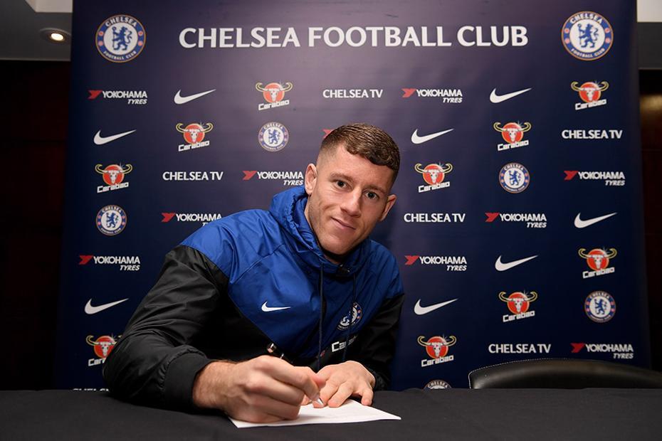 Ross Barkley, Chelsea