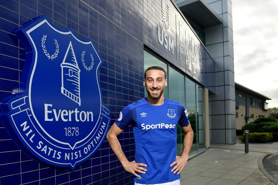 Tosun Renews Turkish Links With Premier League