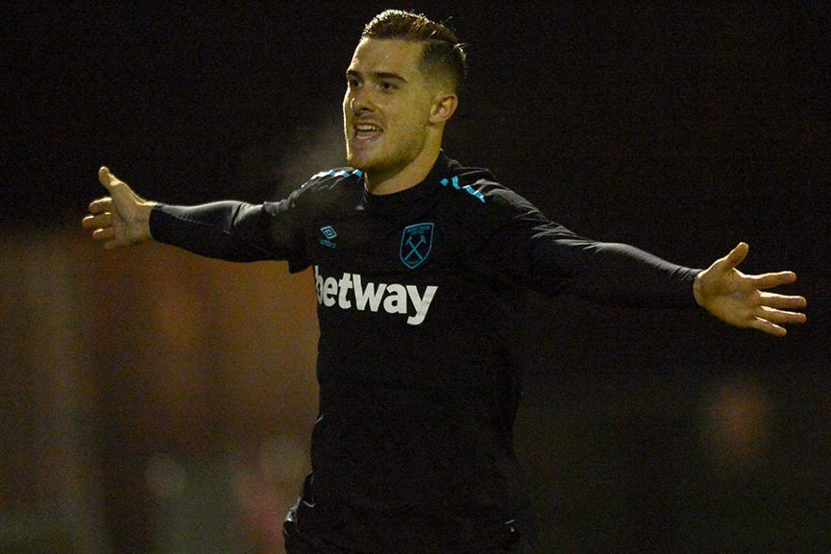 Toni Martinez, West Ham