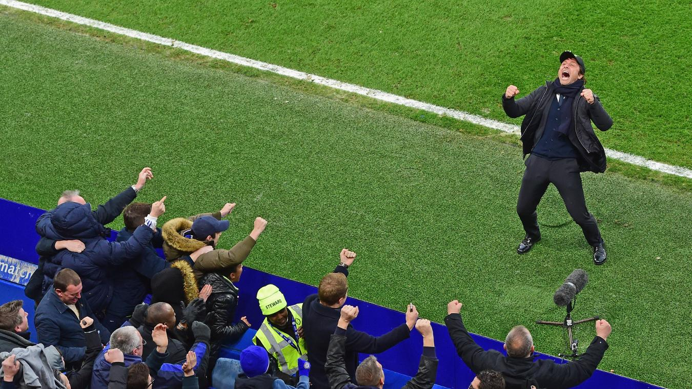 Chelsea v Leicester City, 13 January