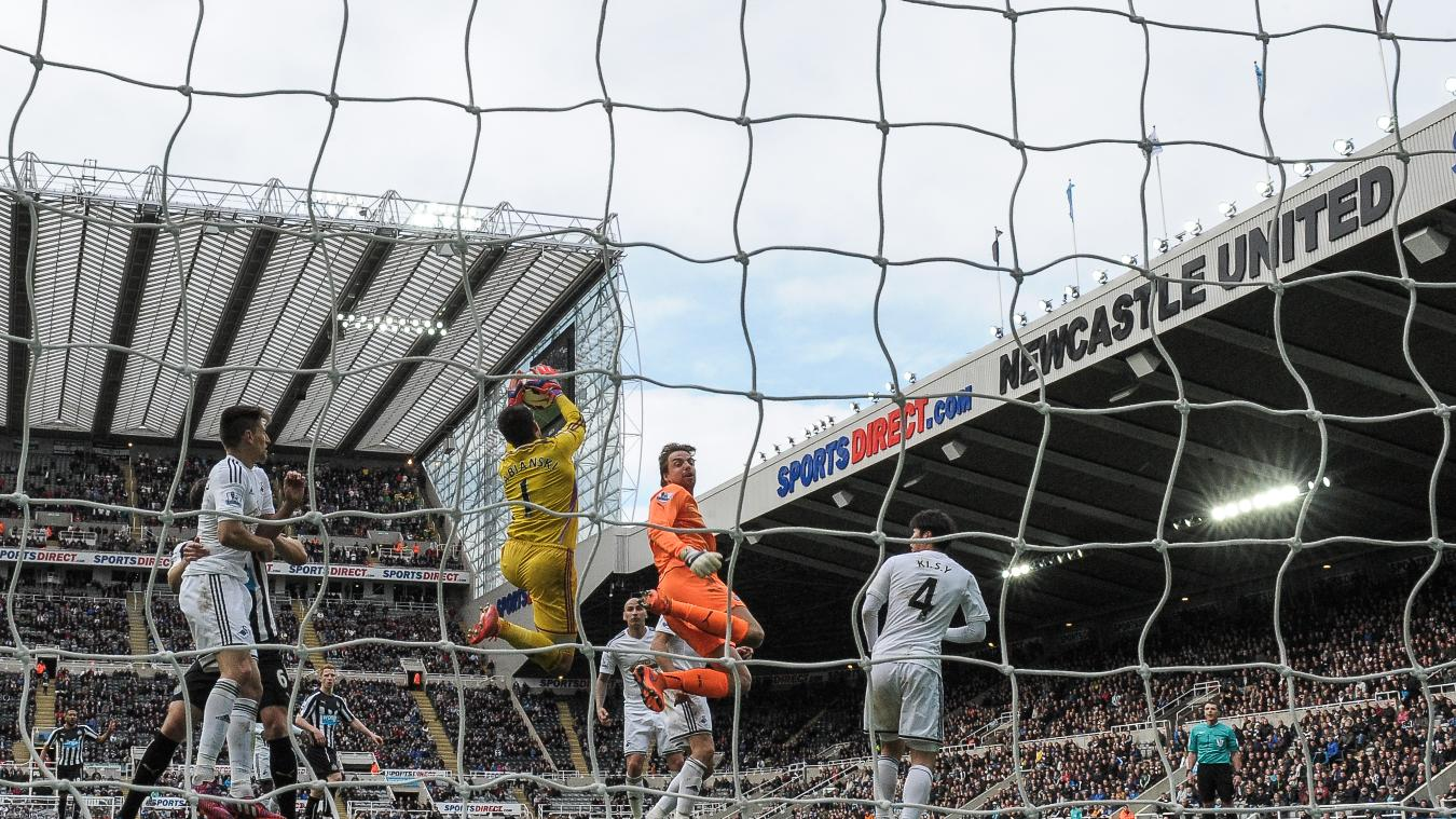 Newcastle United v Swansea City, 13 January