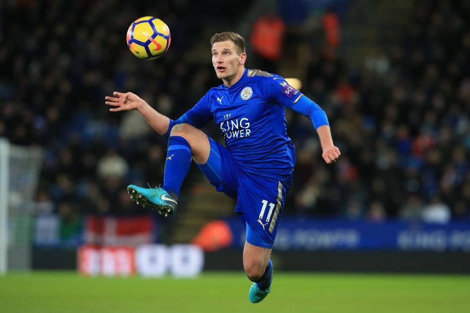 Marc Albrighton, Leicester City