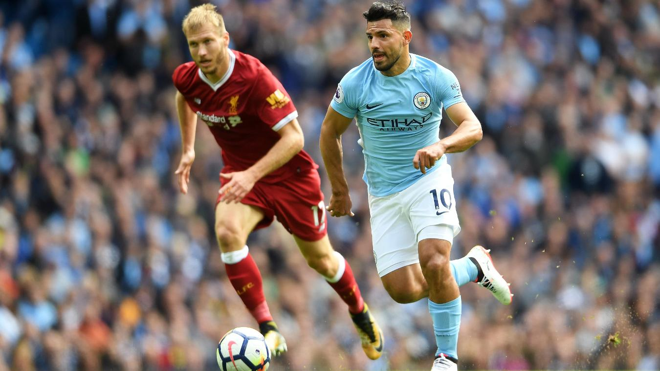 Liverpool v Man City, 14 January