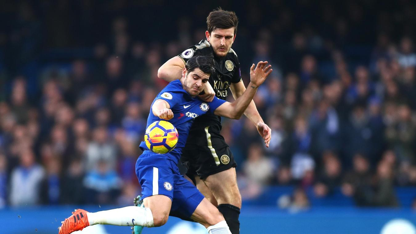 Chelsea vs Leicester Highlights 13 January 2018