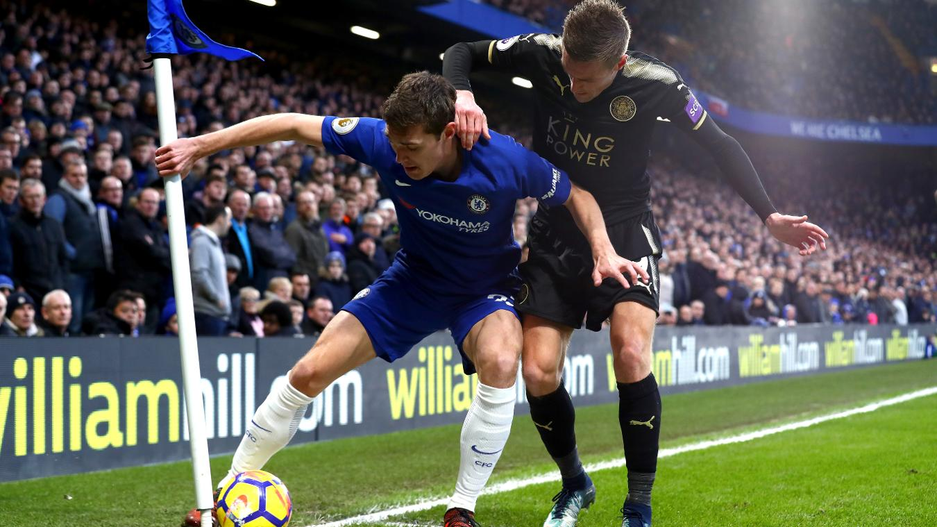 Chelsea 0-0 Leicester City