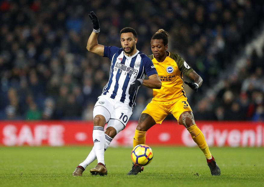 Matt Phillips - West Bromwich Albion vs Brighton & Hove Albion