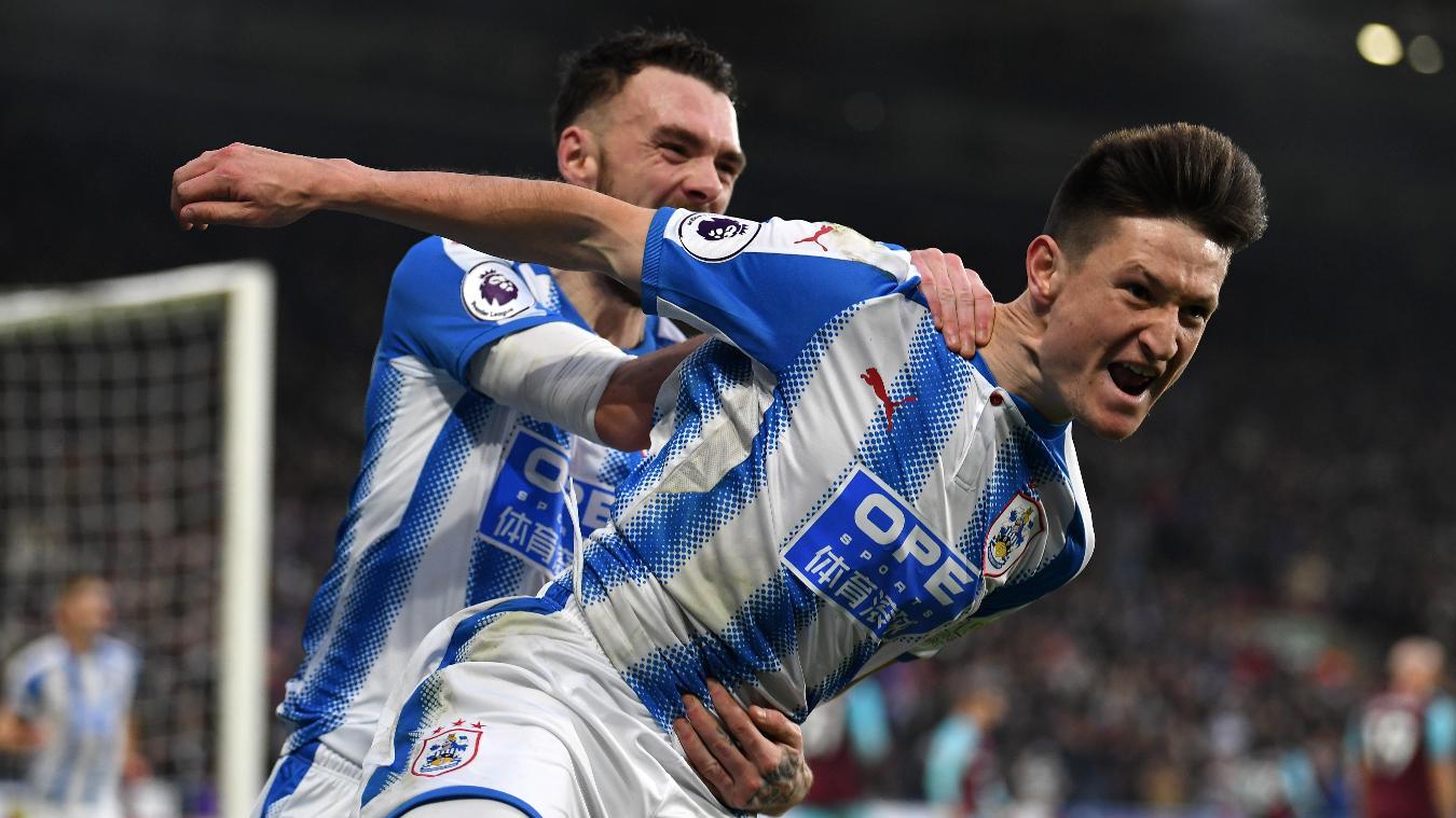 Huddersfield Town 1-4 West Ham