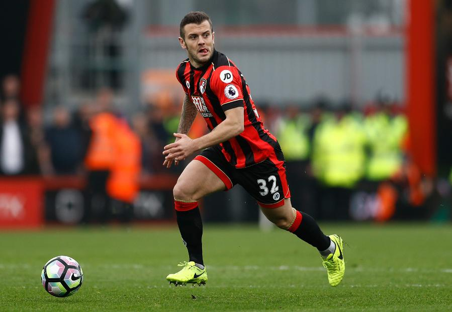 Jack Wilshere AFC Bournemouth