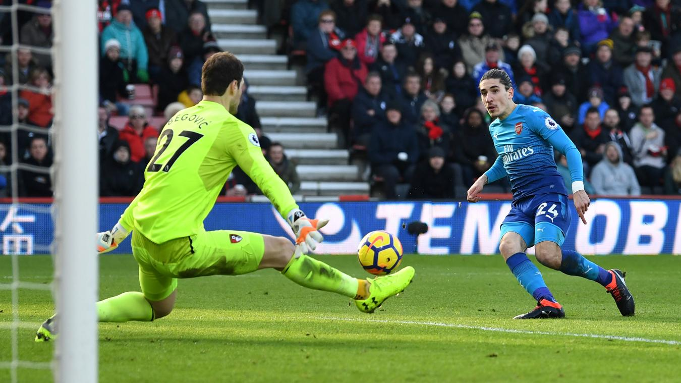 Bournemouth vs Arsenal Highlights