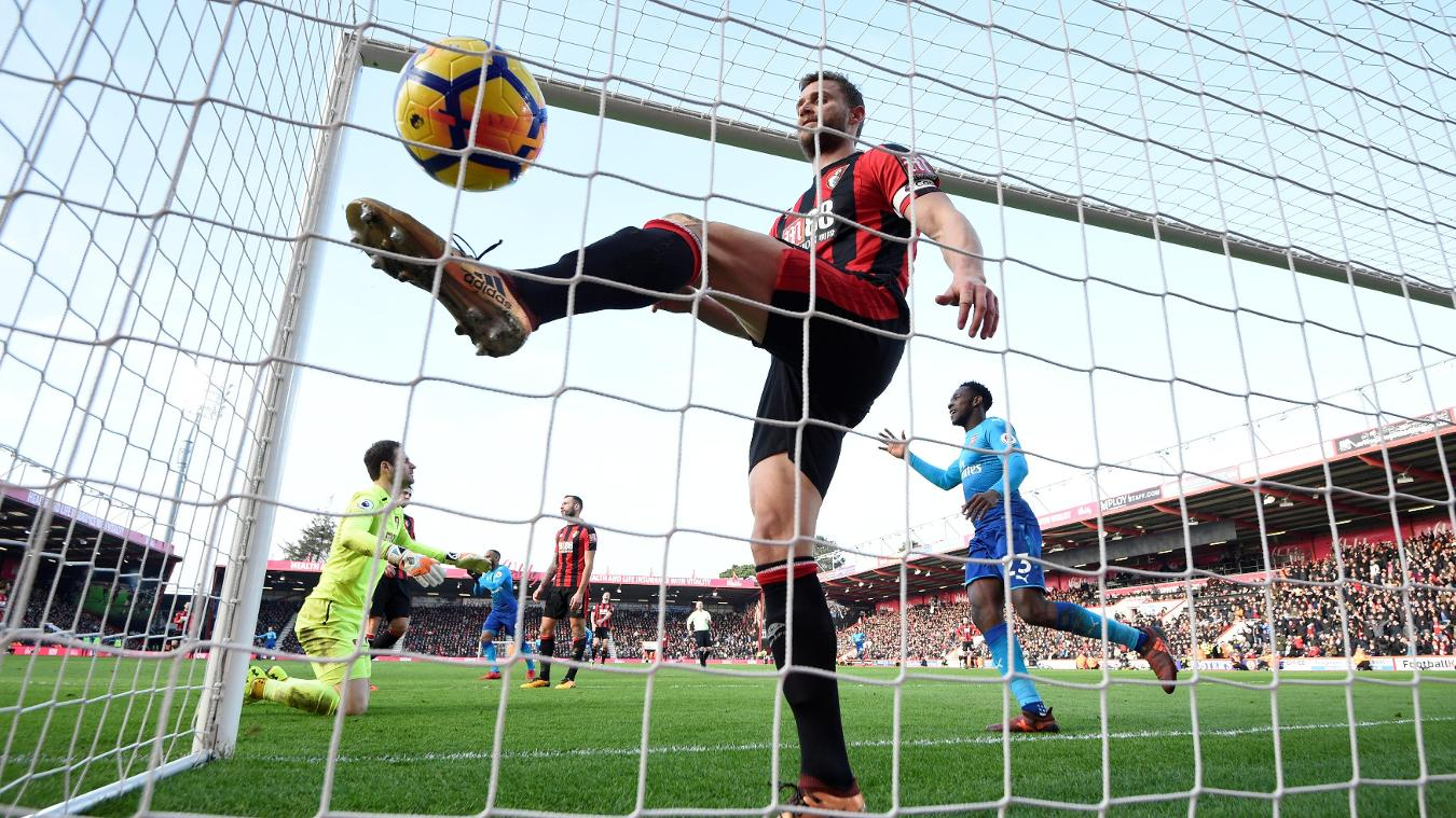 AFC Bournemouth 2-1 Arsenal