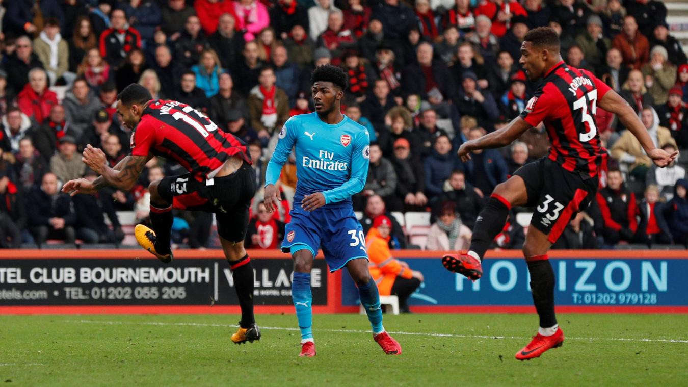 AFC Bournemouth 2-1 Arsenal Highlights
