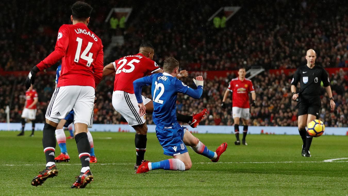 Man Utd 3-0 Stoke City