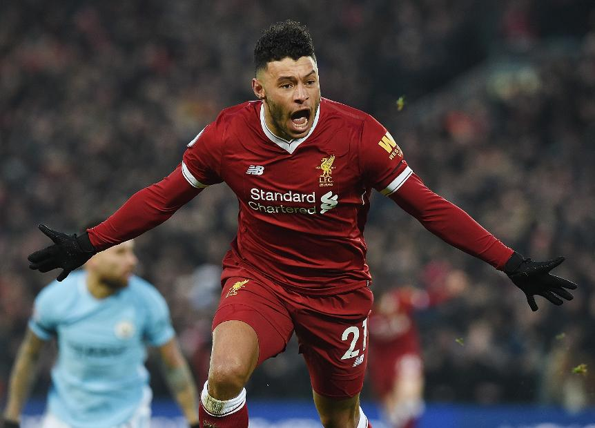 Image result for alex oxlade-chamberlain