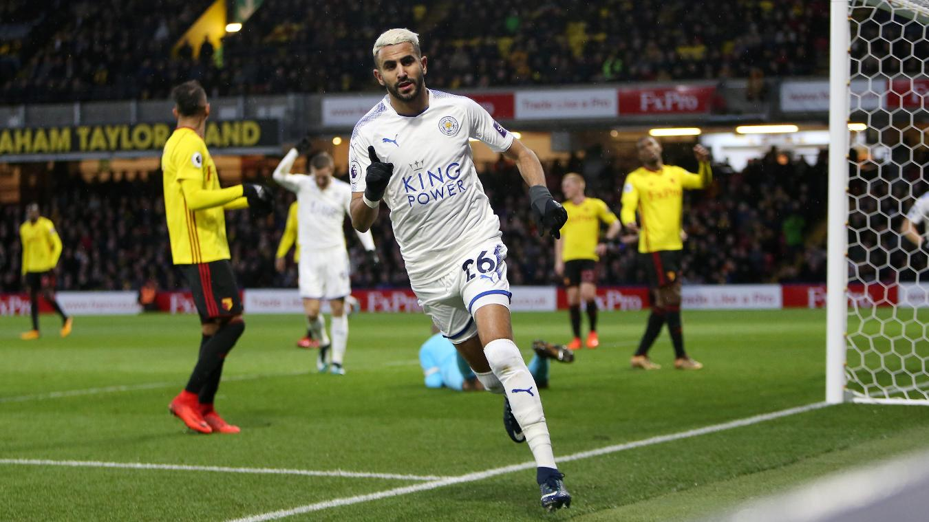 Leicester City v Watford, 20 January