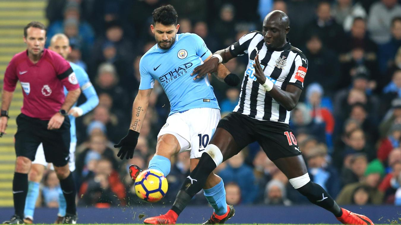 Manchester City 3-1 Newcastle United Highlights