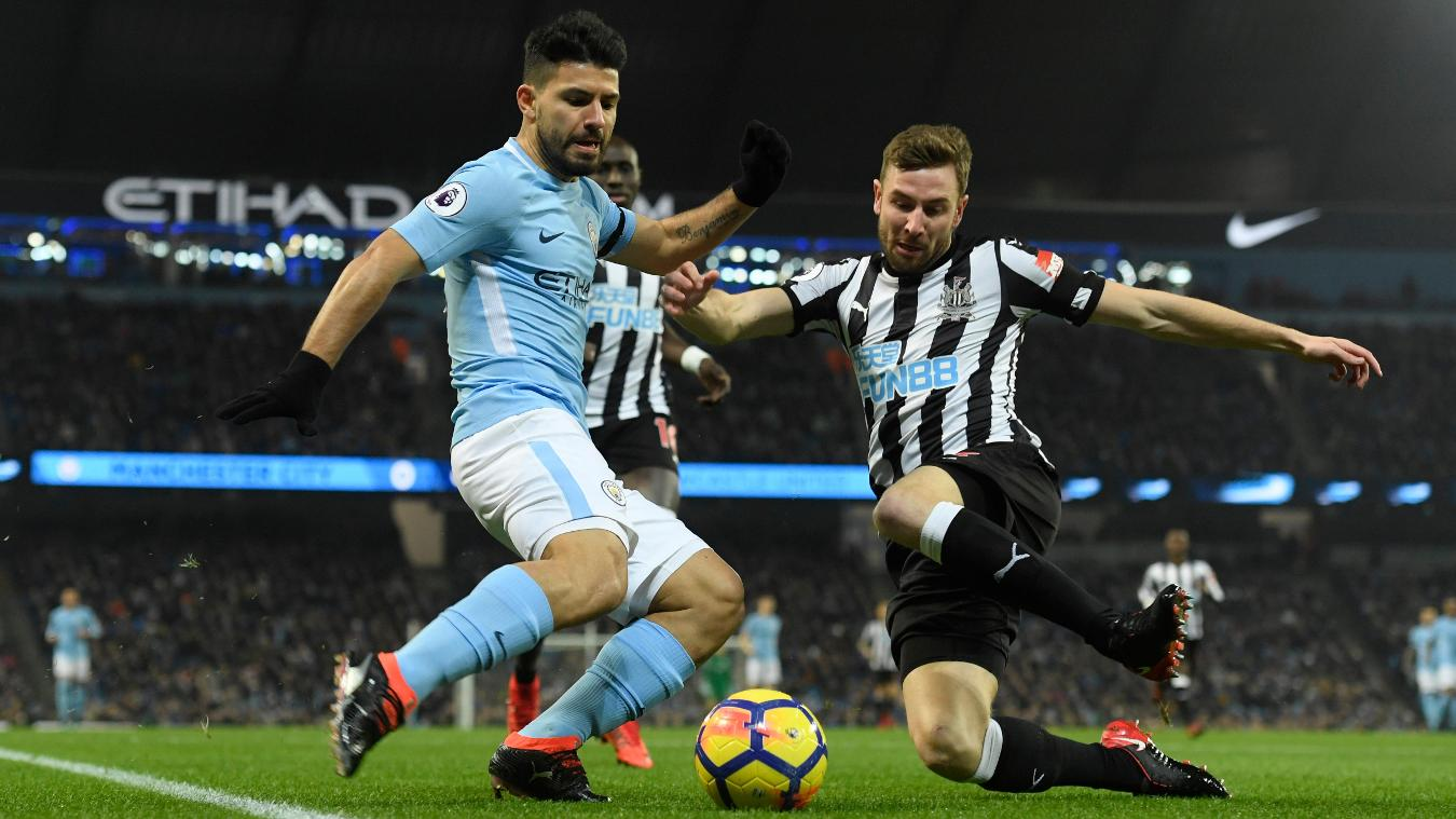 Man City vs Newcastle Untied Highlights