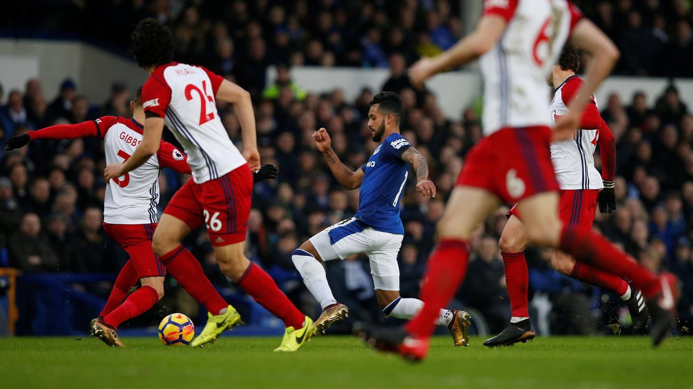 Everton 1-1 West Brom