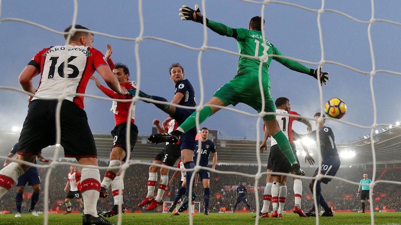 Southampton 1-1 Tottenham Hotspur