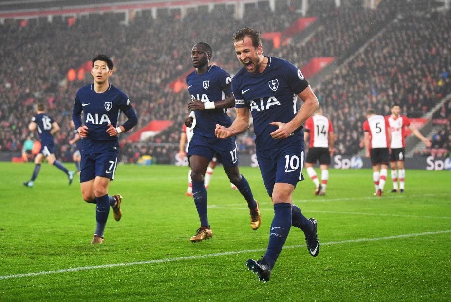 Southampton v Tottenham Hotspur