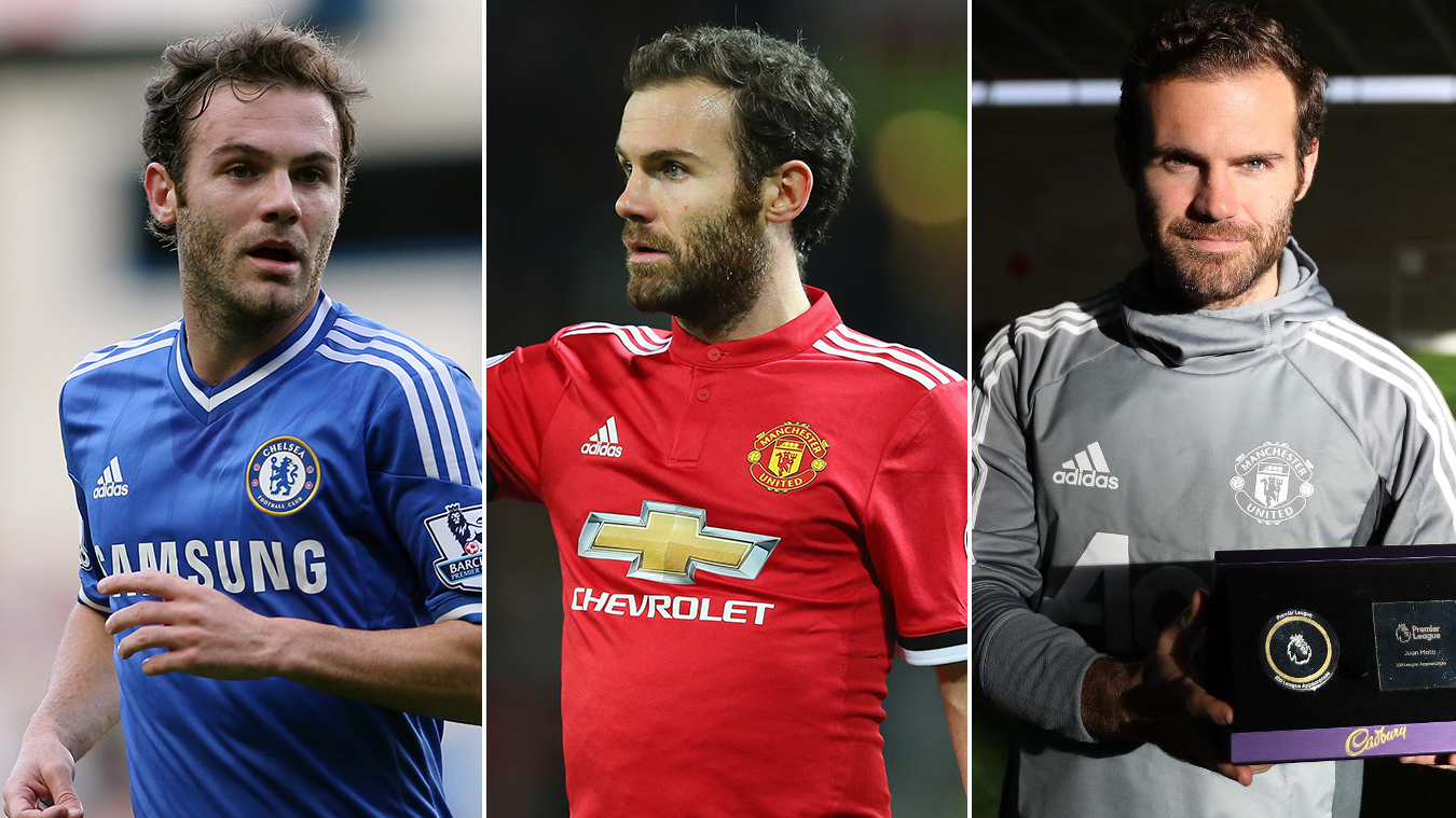 Premier League Milestones, Juan Mata