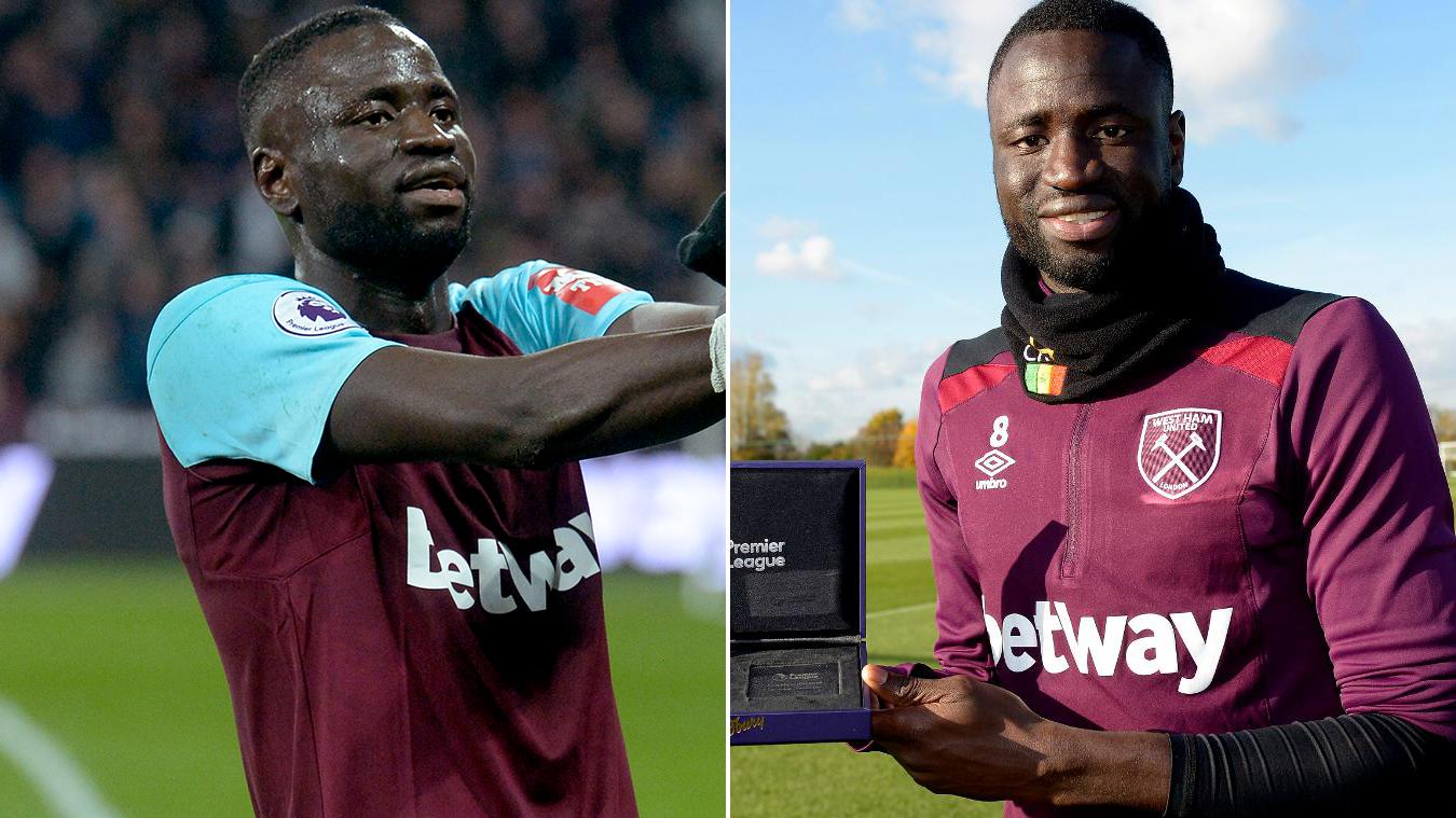 Premier League Milestones, Cheikhou Kouyate