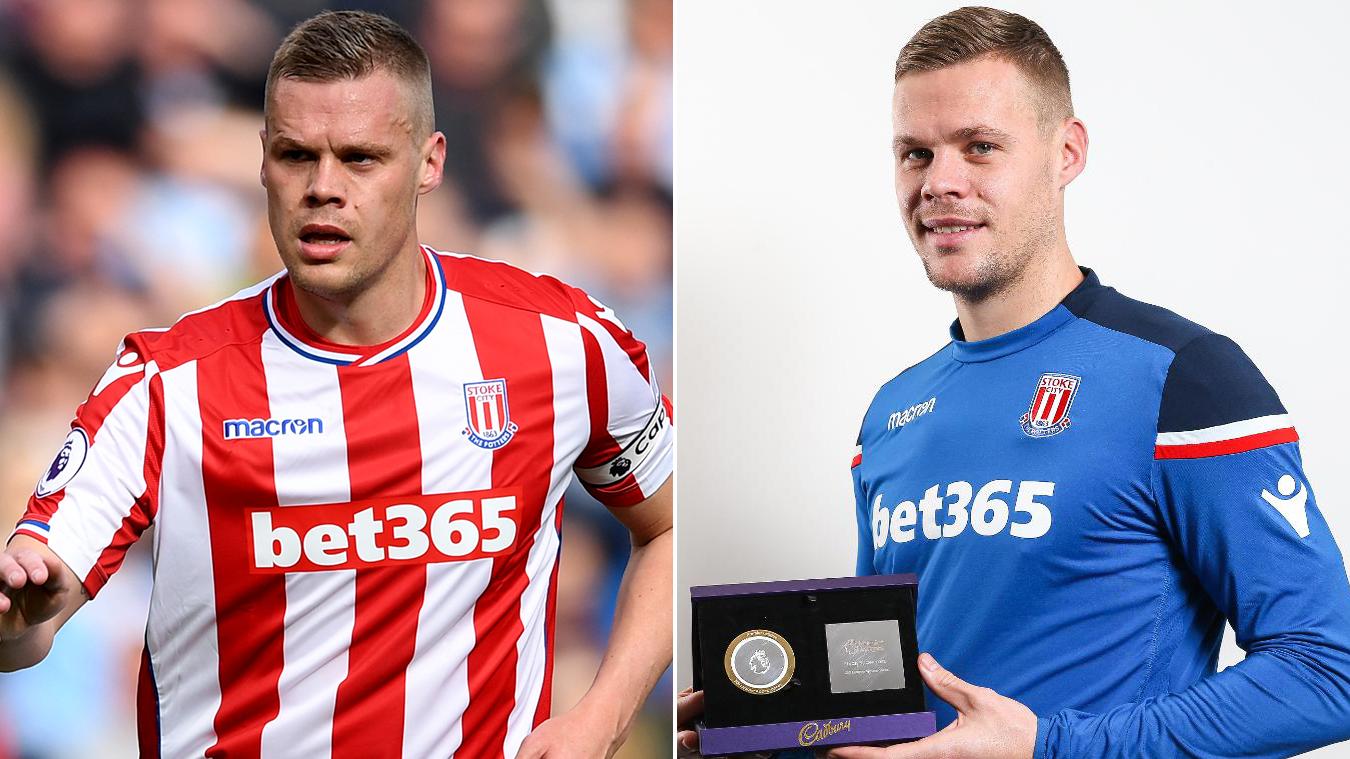 Premier League Milestones, Ryan Shawcross