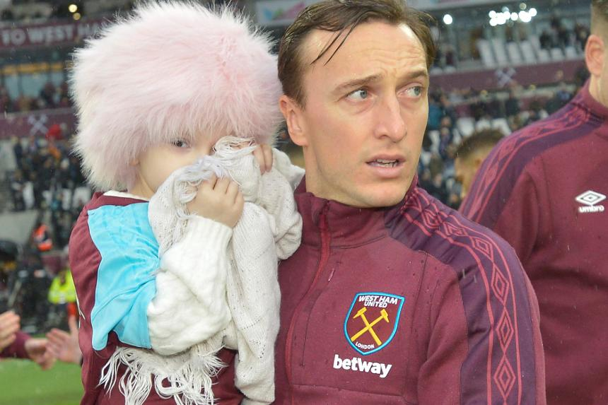Isla and Mark Noble
