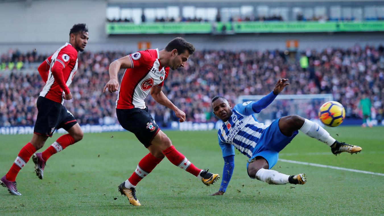 Southampton v Brighton, 31 January