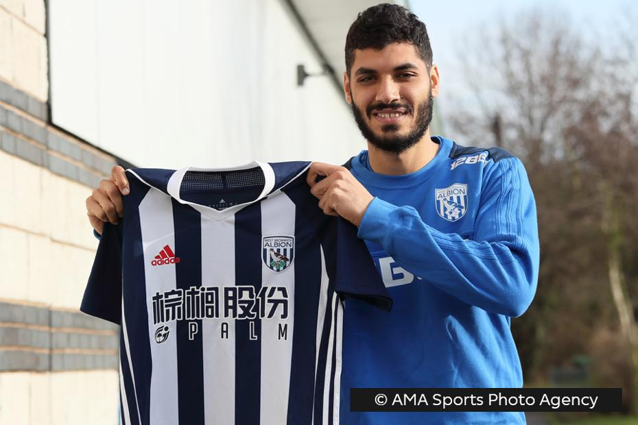 Ali-Gabr signs for West Brom, credit