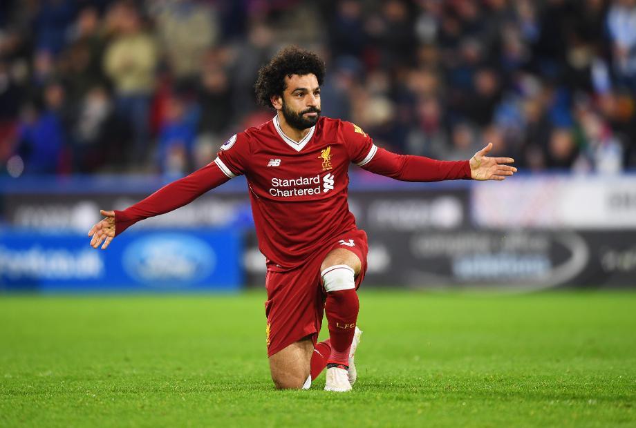 Huddersfield Town v Liverpool