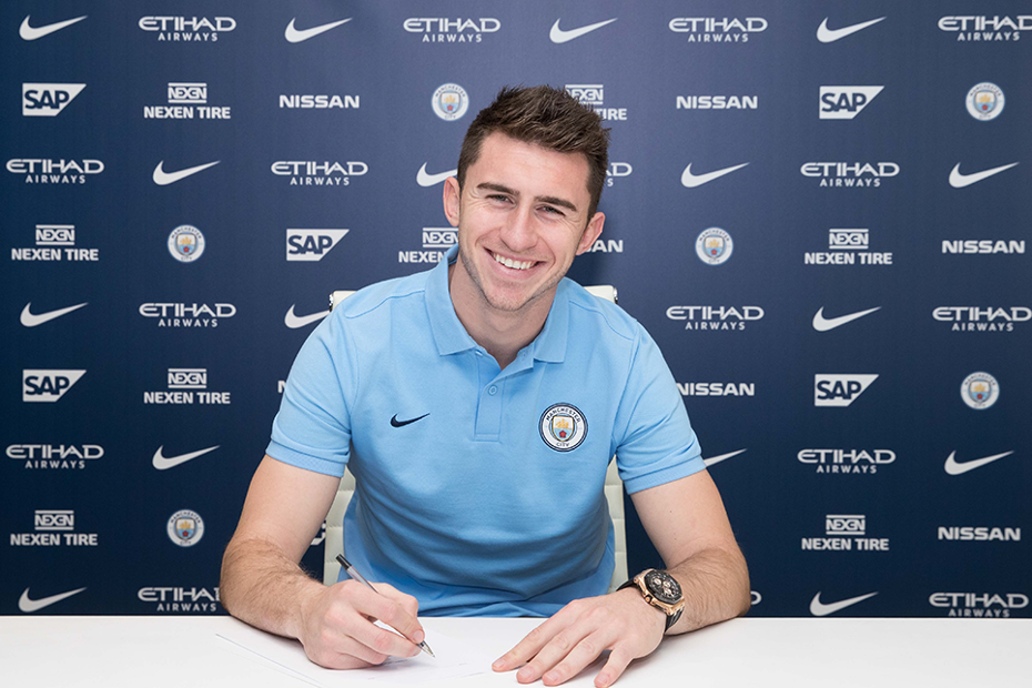 Man city sign laporte from athletic bilbao for Laporte indiana news