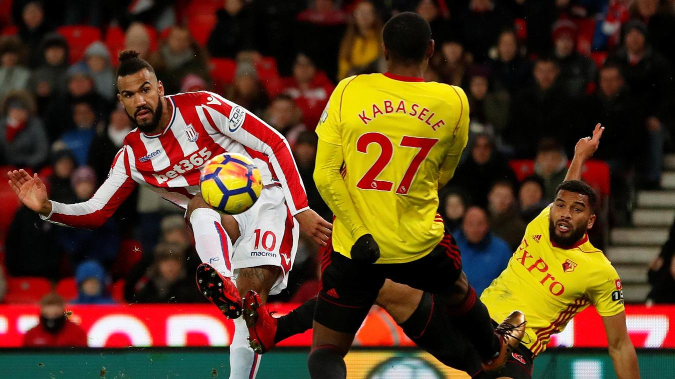 Stoke City 0-0 Watford