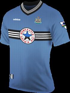 outlet store 52ab5 d6032 Newcastle United FC Season History   Premier League